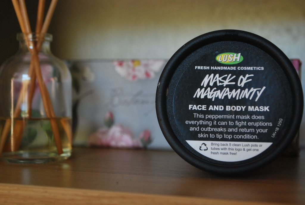 [REVIEW] Mask Of Magnaminty – Lush