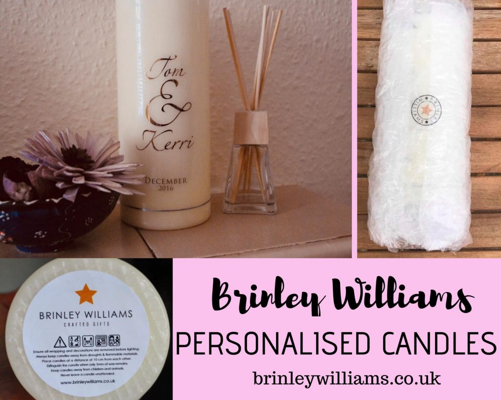 The Most Beautiful Candles – Brinley Williams