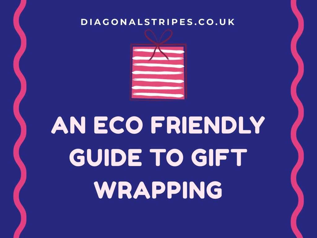 An Eco Friendly Guide to Gift Wrapping This Winter