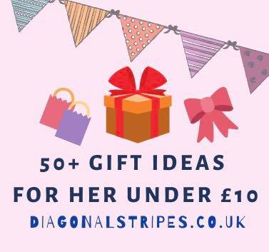 50+ Gift Ideas For Her Under £10