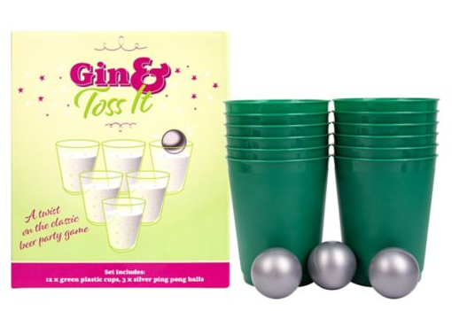 gin game  50+ gift ideas for her under £10