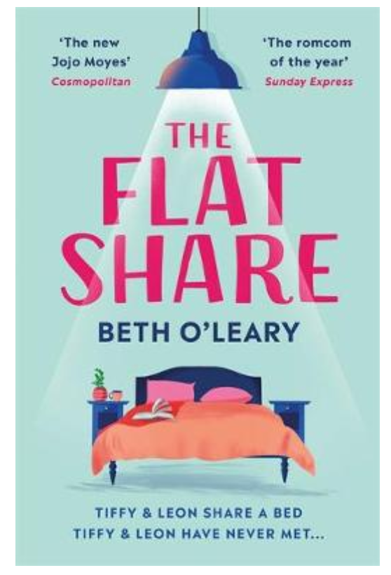 review the flat share by beth o'leary