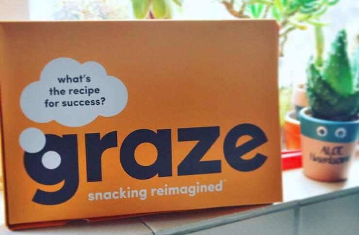 graze subscription box review
