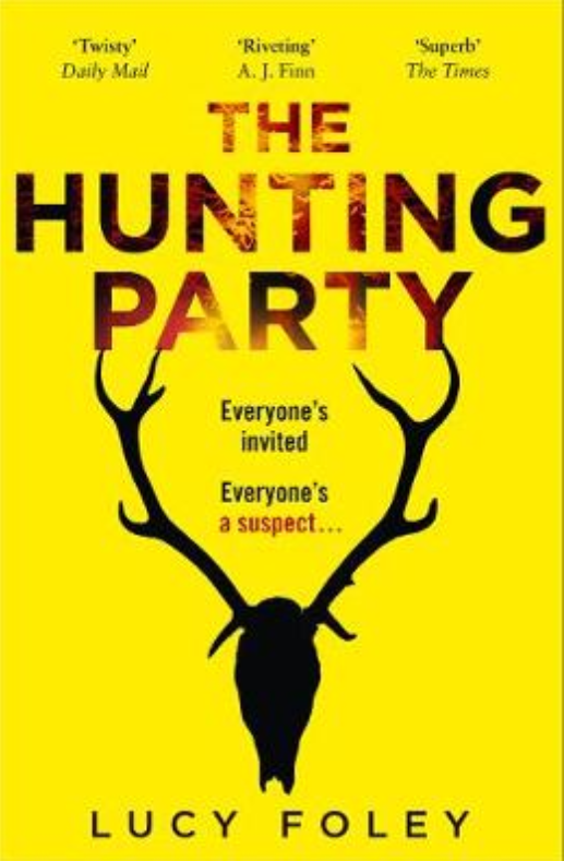the hunting party fab books to read during lockdown