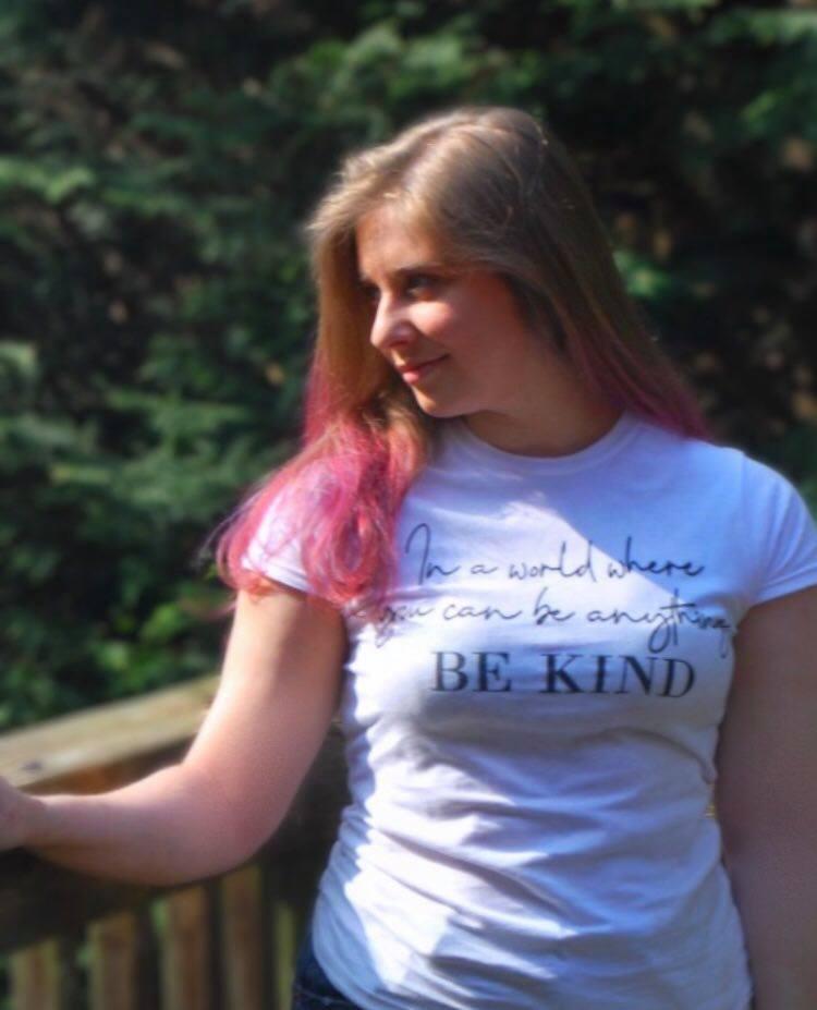 https://femmeluxefinery.co.uk/ print slogan crew neck t shirt