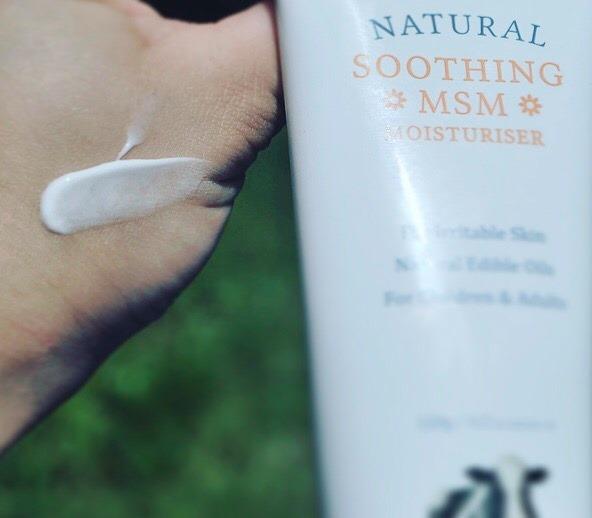 moogoo msm moisturiser review