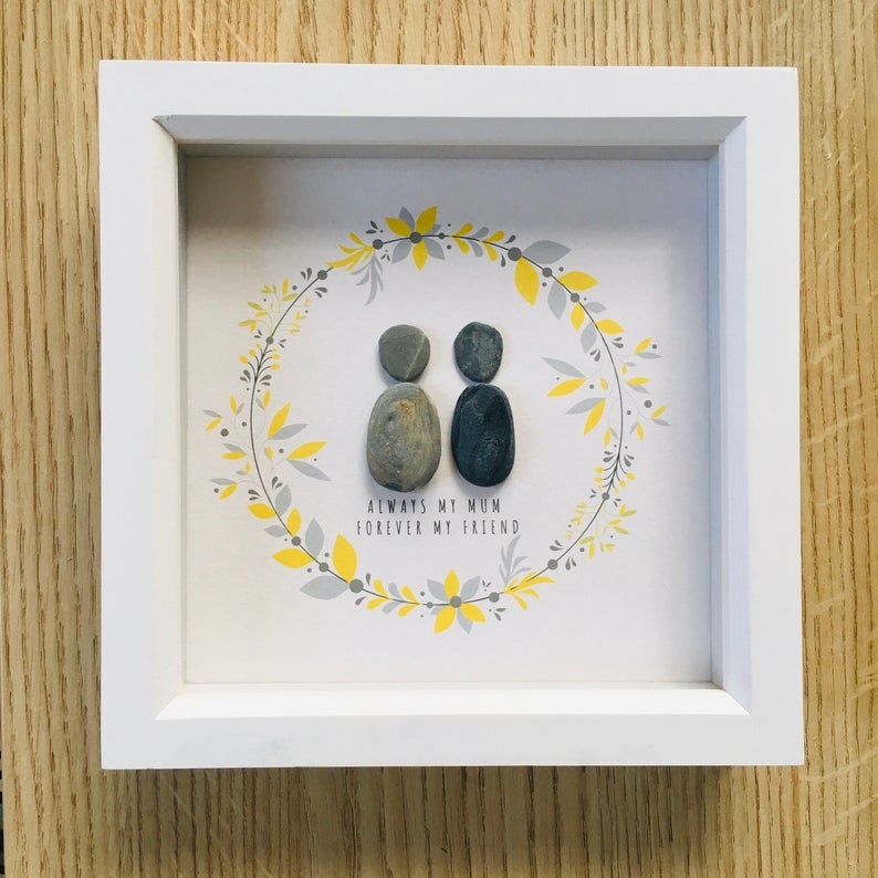 pebble personalised picture from etsy in my mother's day gift guide