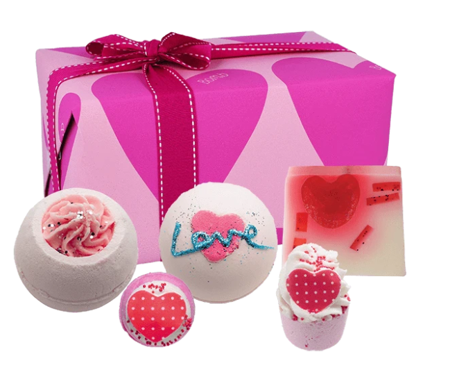 desire soap & candles gift set